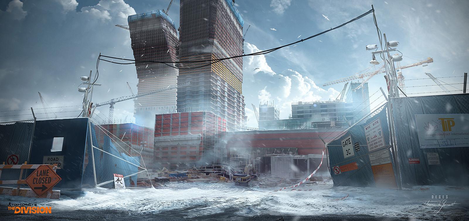Ubisoft, The Division