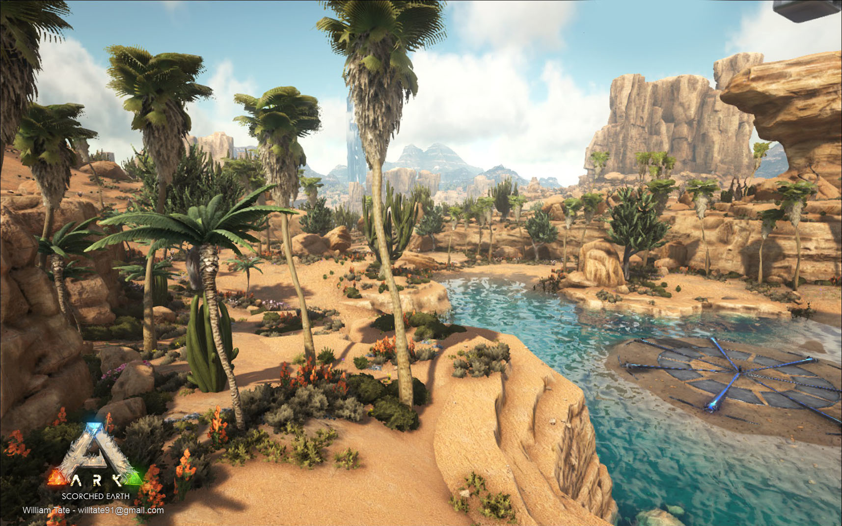 98 Explorer Map Scorched Earth Official Ark Survival Evolved Wiki