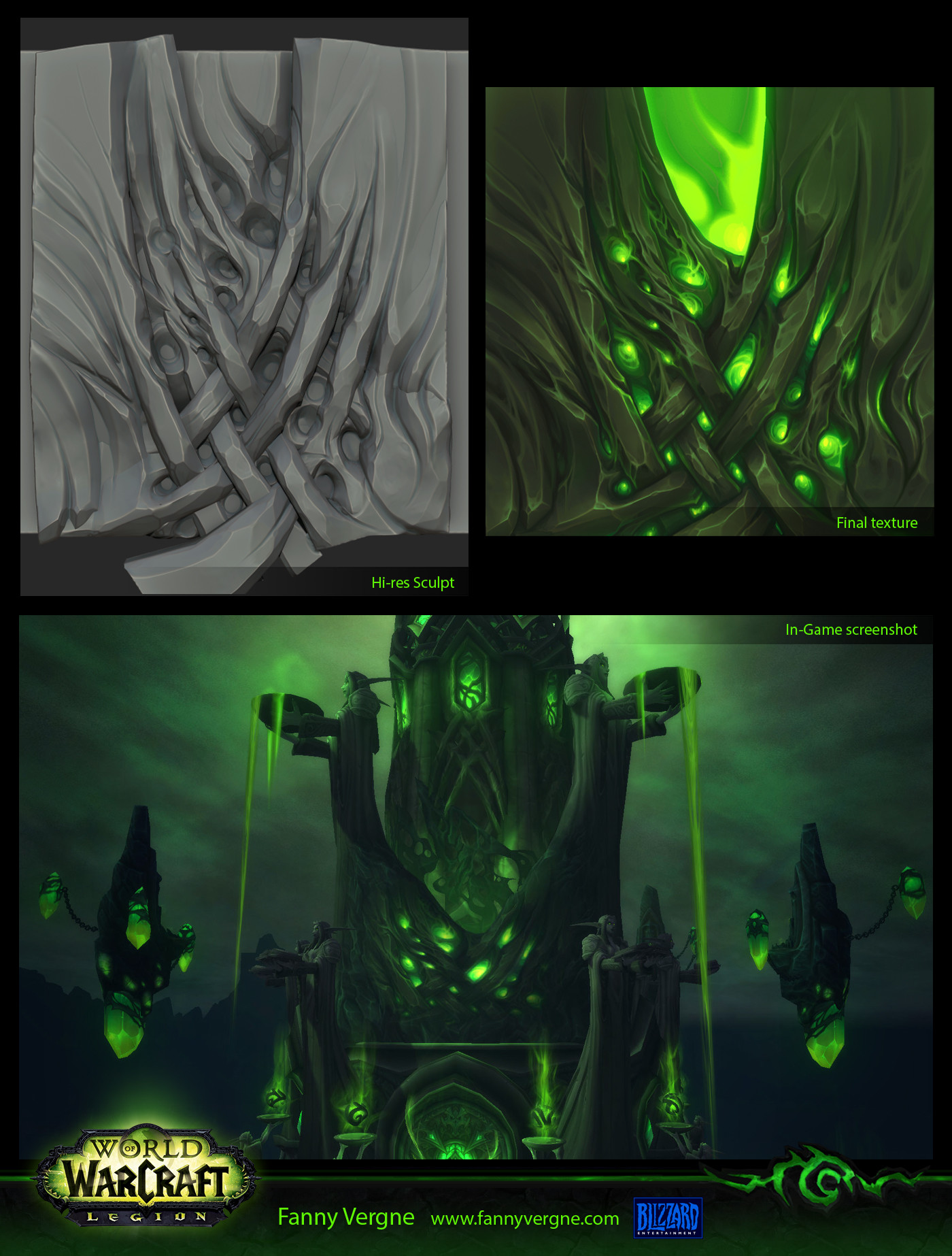 Fanny vergne sargeras pattern final