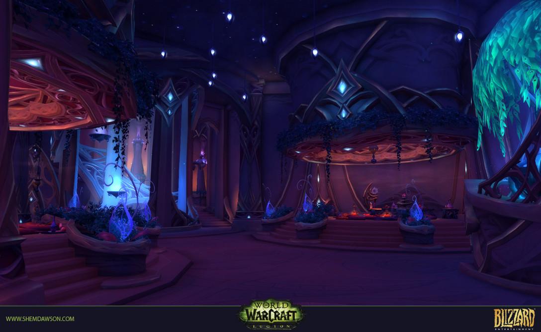 Shem dawson suramar dungeon 11