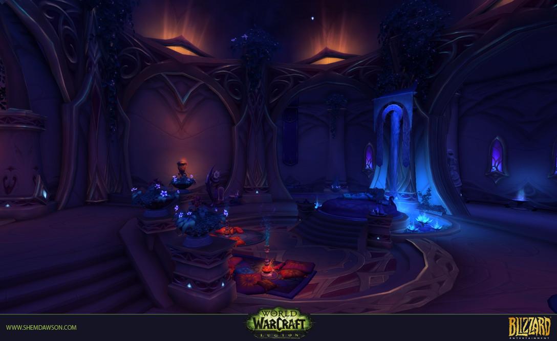 Shem dawson suramar dungeon 02