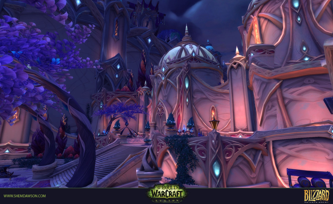 Shem dawson suramar dungeon 07