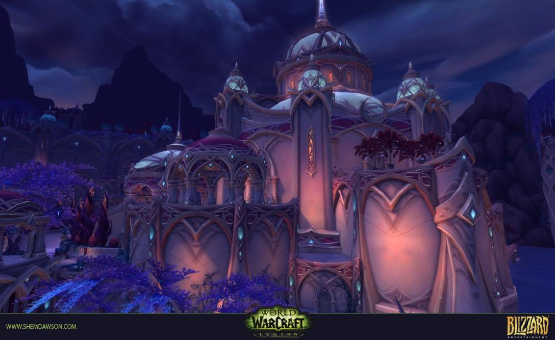 Shem dawson suramar dungeon 09