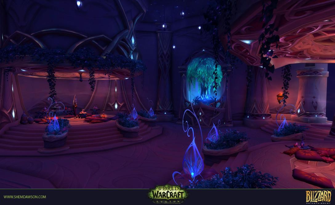 Shem dawson suramar dungeon 10