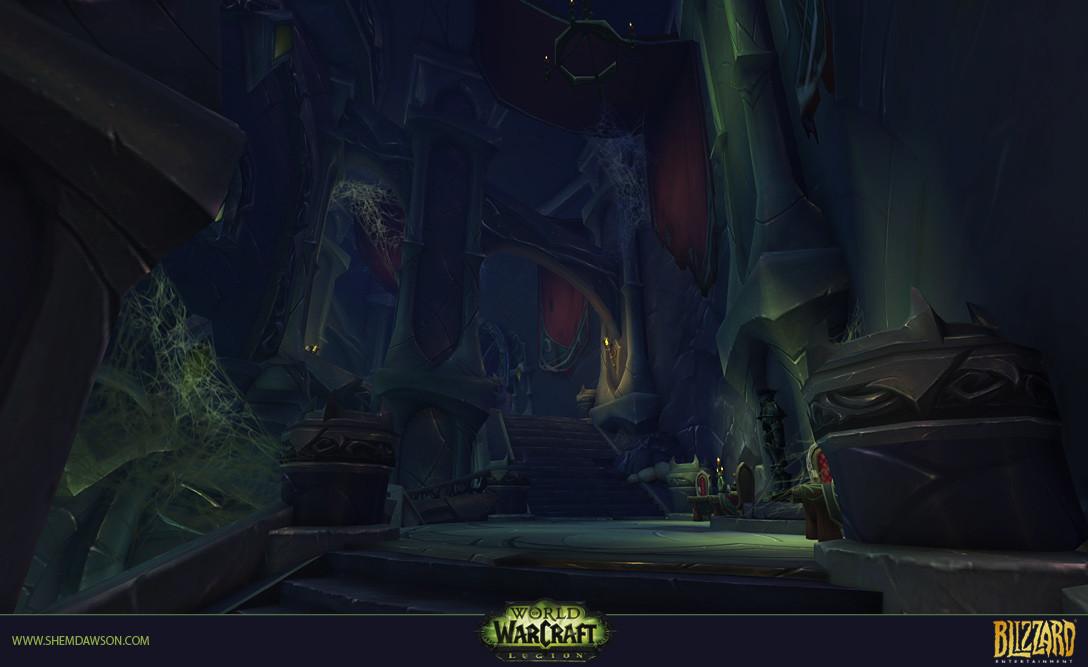 Shem dawson blackrookhold dungeon11