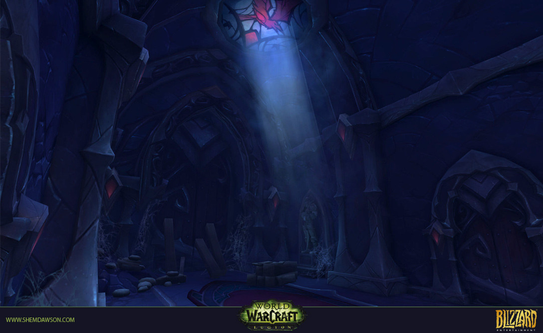 Shem dawson blackrookhold dungeon06