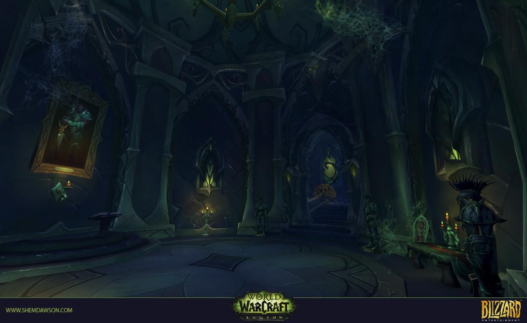 Shem dawson blackrookhold dungeon13