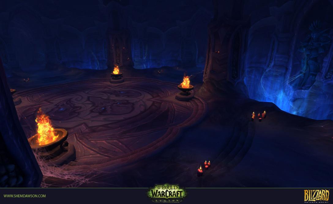 Shem dawson blackrookhold dungeon03