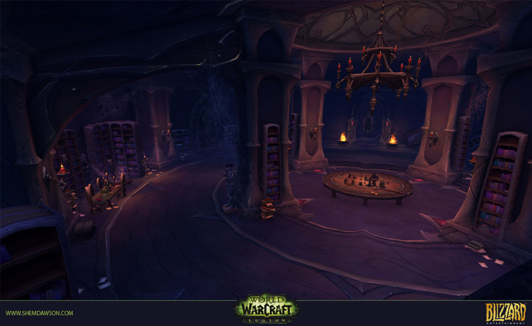 Shem dawson blackrookhold dungeon05