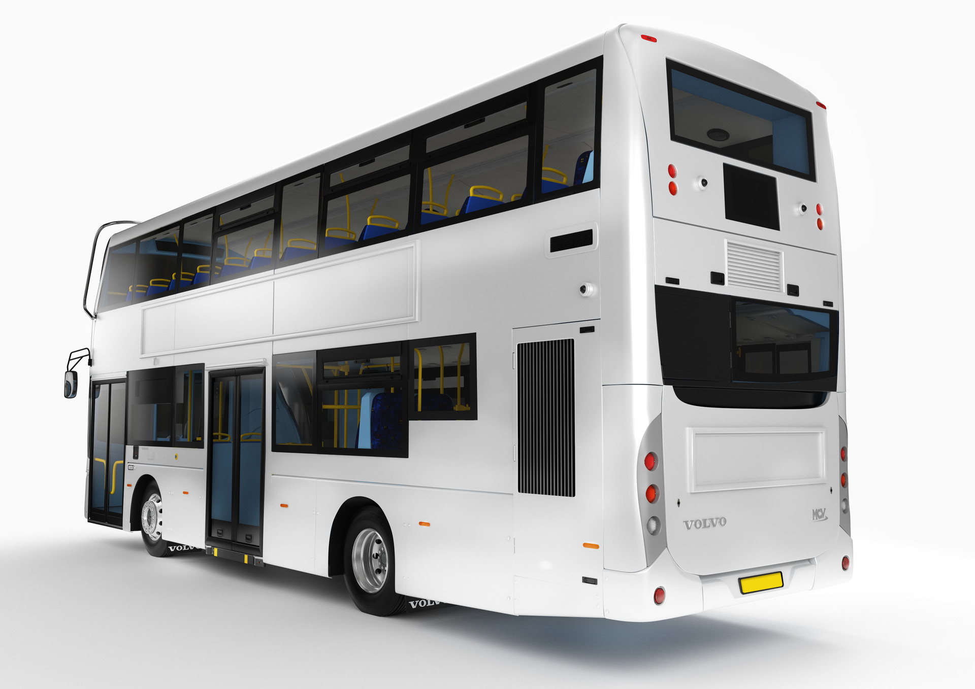 Pablo Parry - Volvo Buses