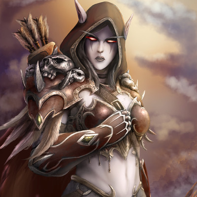sylvanas windrunner wowpedia your wiki guide to the - 400×400