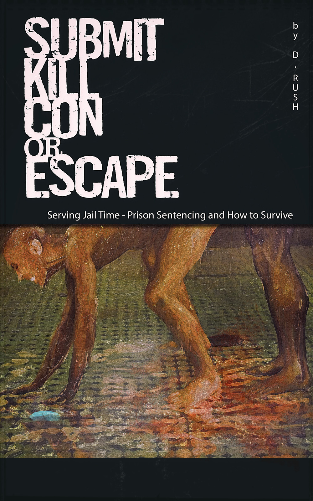 Submit, Kill, Con or Escape Book Cover