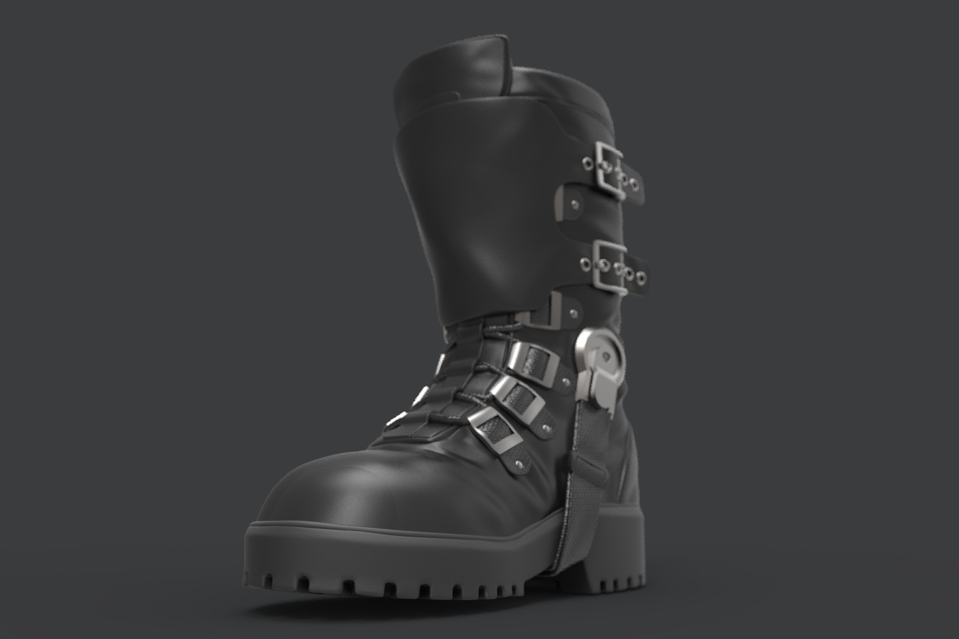 Shoes Boot _ Zbrush Tutorial _ by Michael Pavlovich Shoes Boot Shoes Boot