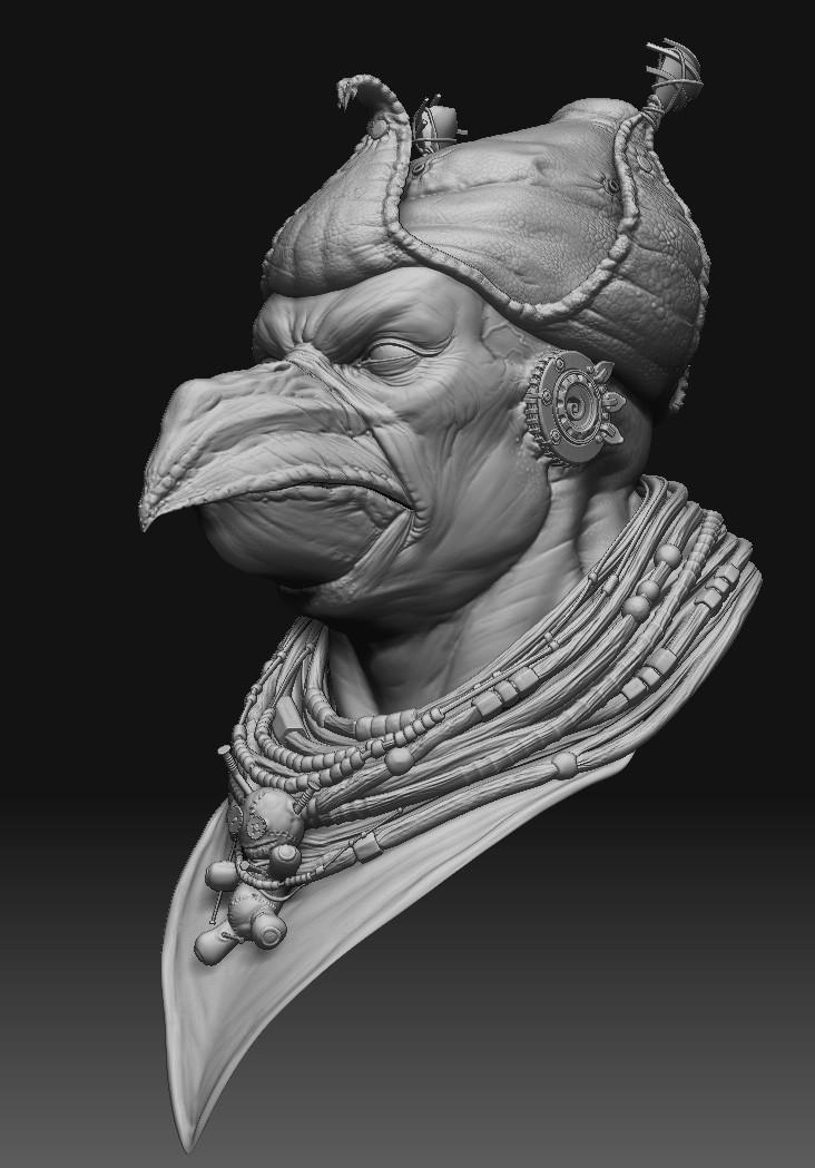 Wip Sculpt