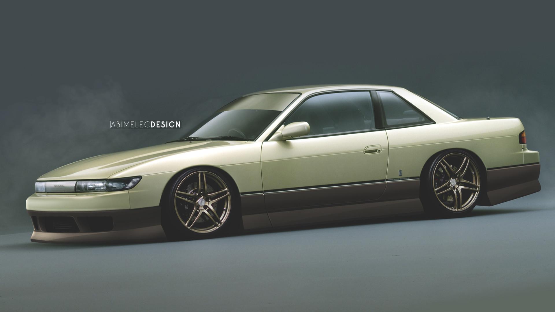 Abimelec Arellano Nissan Silvia S13