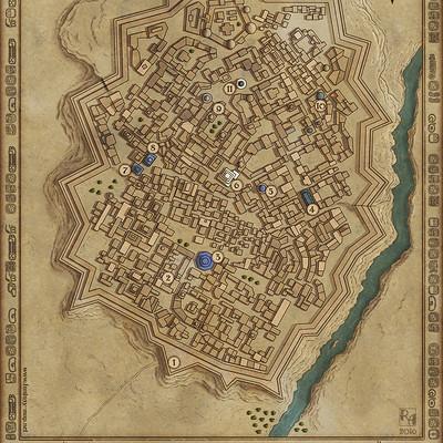Robert altbauer town of xinoch