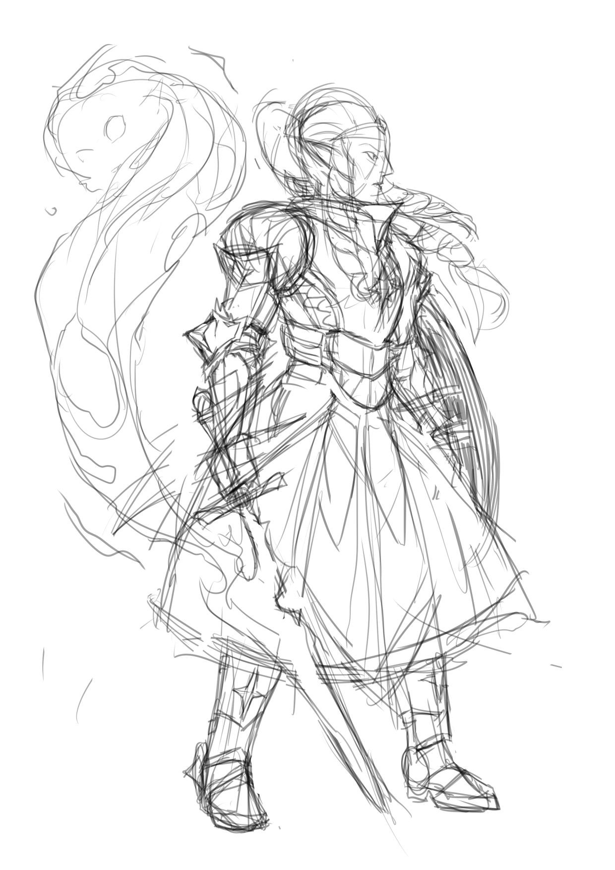 Updated armour design