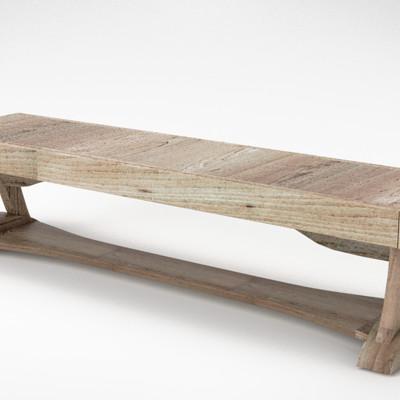 Jonathan groberg bench