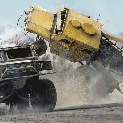 Nick foreman desert racing