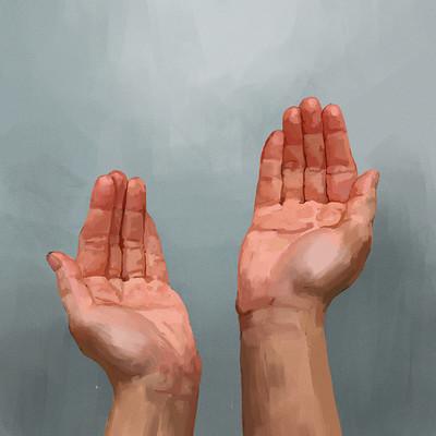 Imogen appleton hands