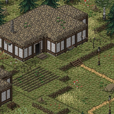Christofer l tileset grassland preview