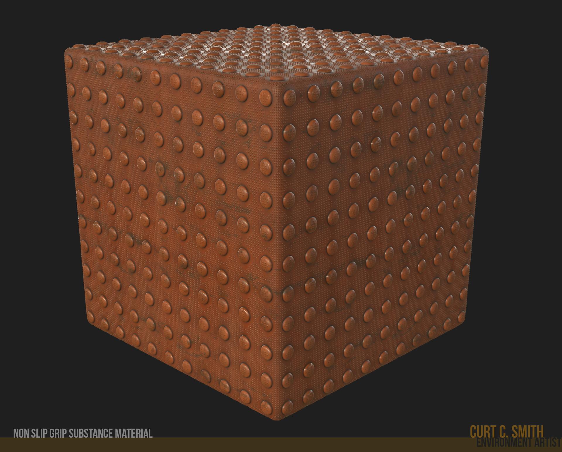 ArtStation - Non-Slip Grip Substance Material, Curt C. Smith