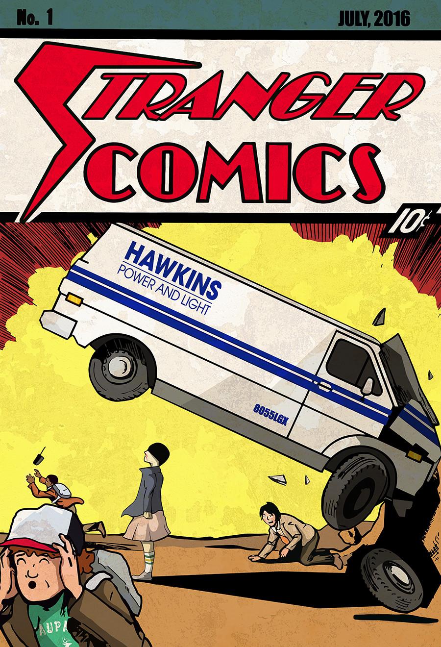 Kode lgx stranger comics 1xxrustxx