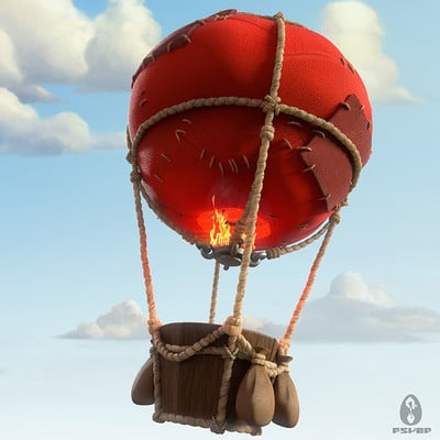 Tyler bolyard balloon