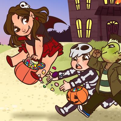 Luiza braz halloweenplace