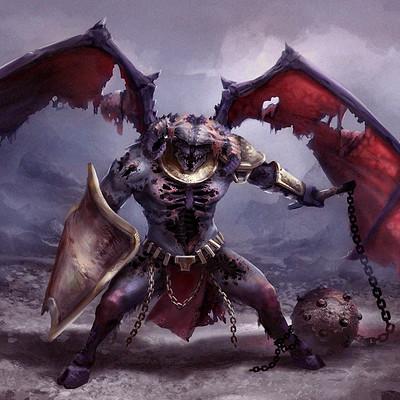 Konstantin dimitrov hell demon big