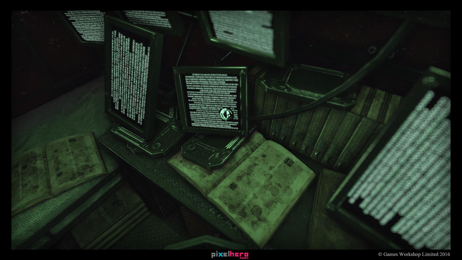 Screenshot Taken From Unreal 3. Neil Kaminski