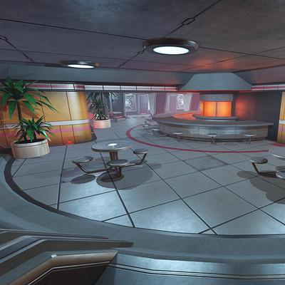 Star Trek - Infinite Space (unreleased) Federation Bar (2011)