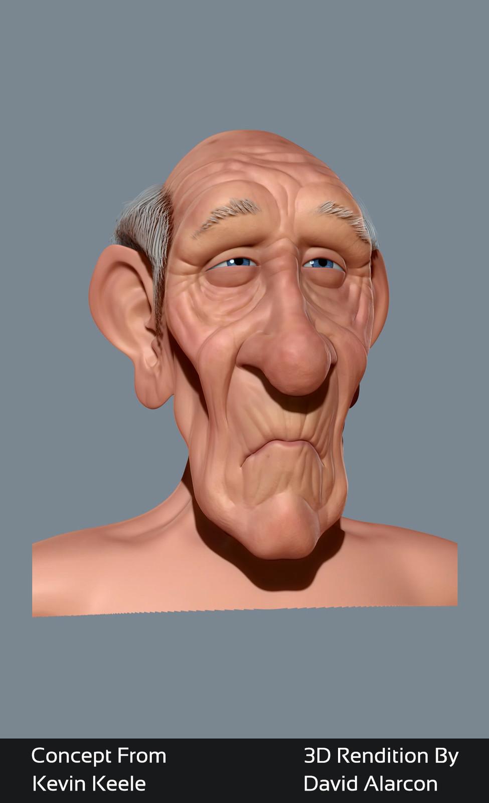 Old guy...