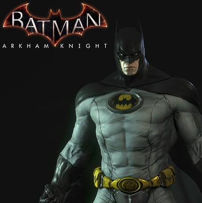 fb02bcd8a336b Batman Arkham Knight - DLC Batman Inc Texturing and Integration
