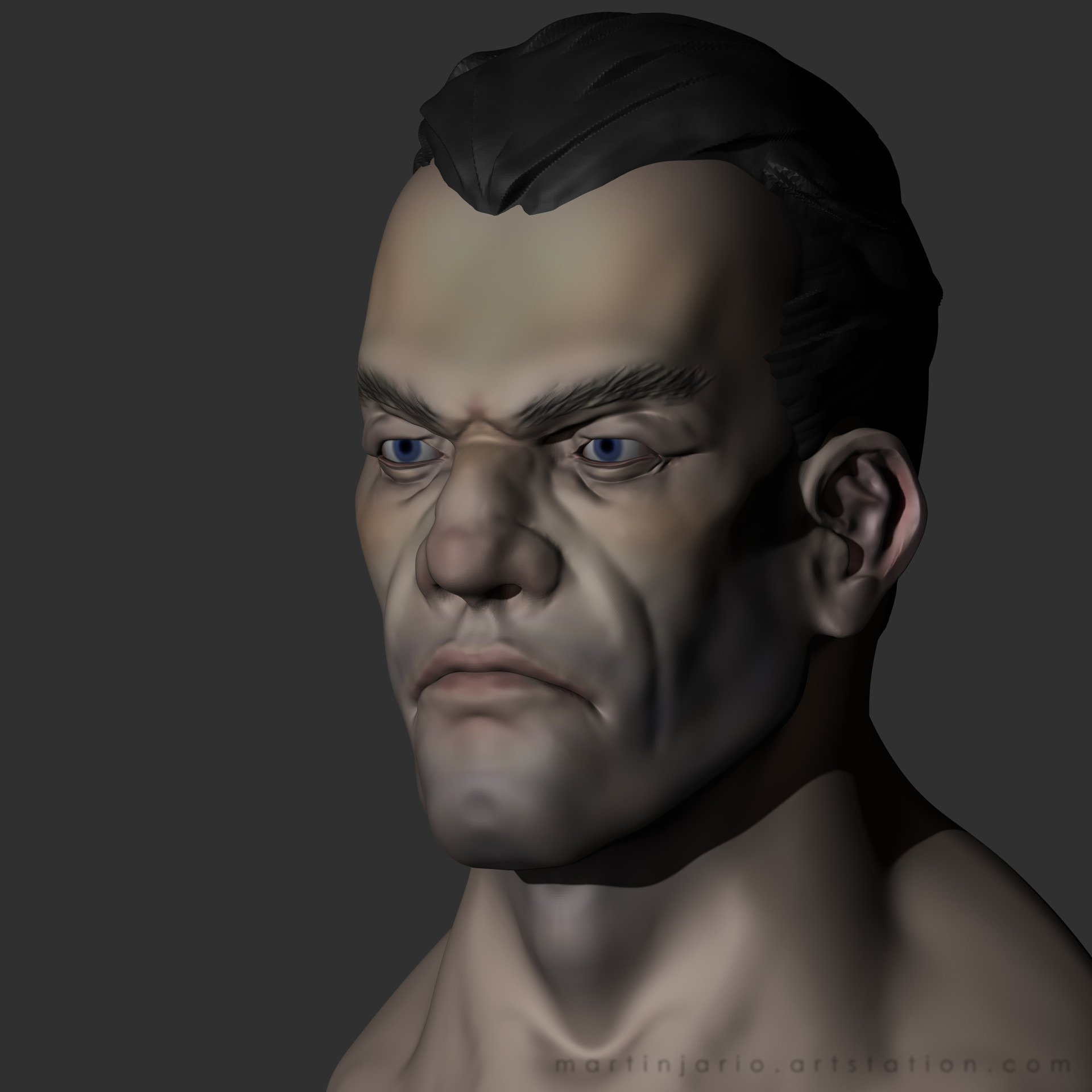 Martin jario martinjario wip dishonored 18