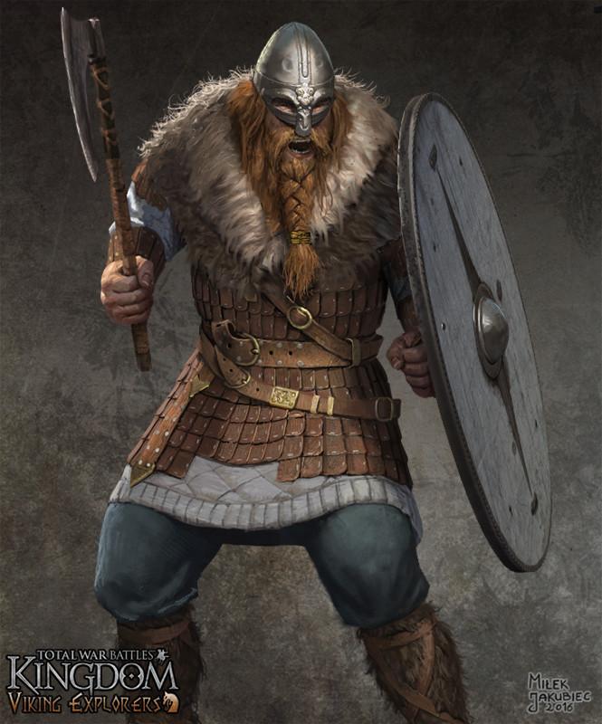 Milek jakubiec viking lord