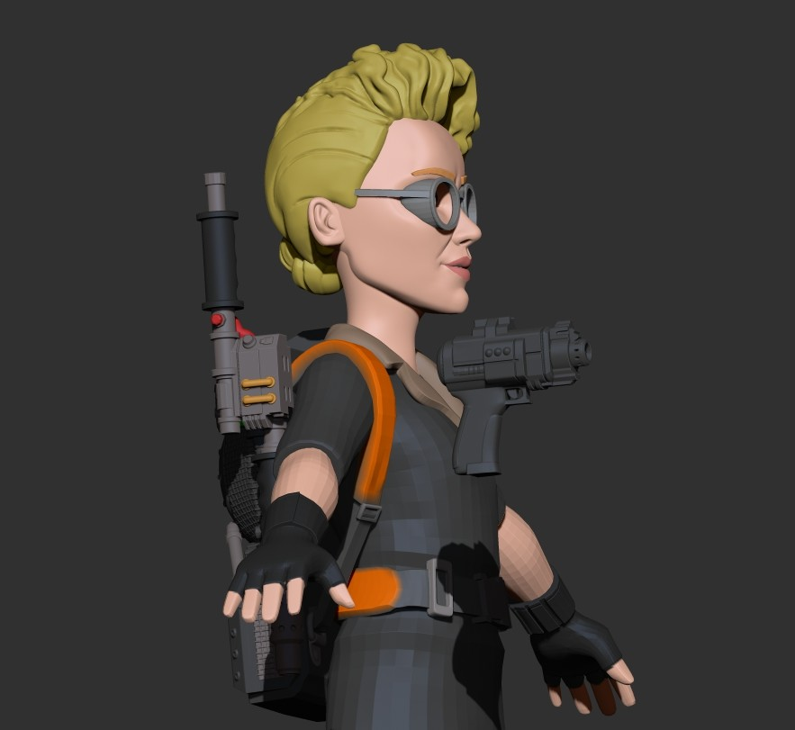 Working on an updated version of Holtzman