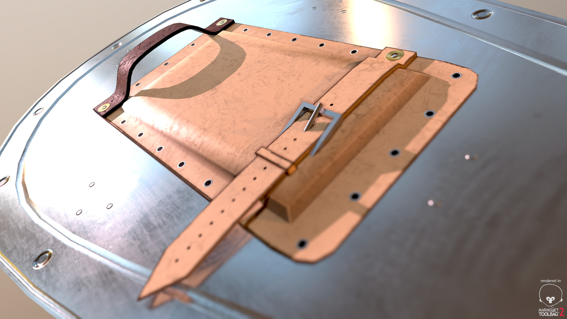 Bela csampai iron norman shield preview mt 03