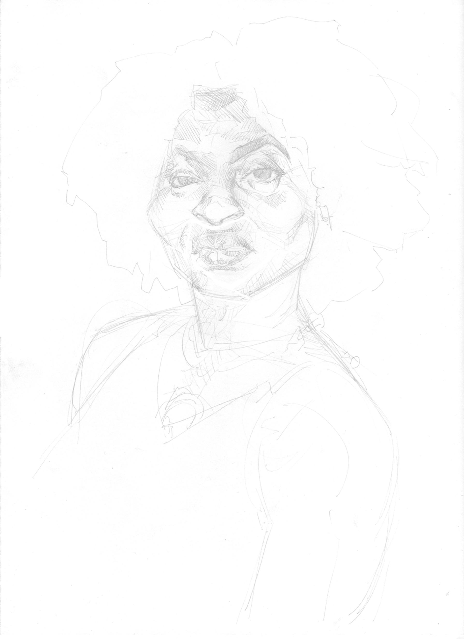 Tony gbeulie nadege sketch