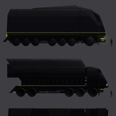 Aleksandra mokrzycka truck