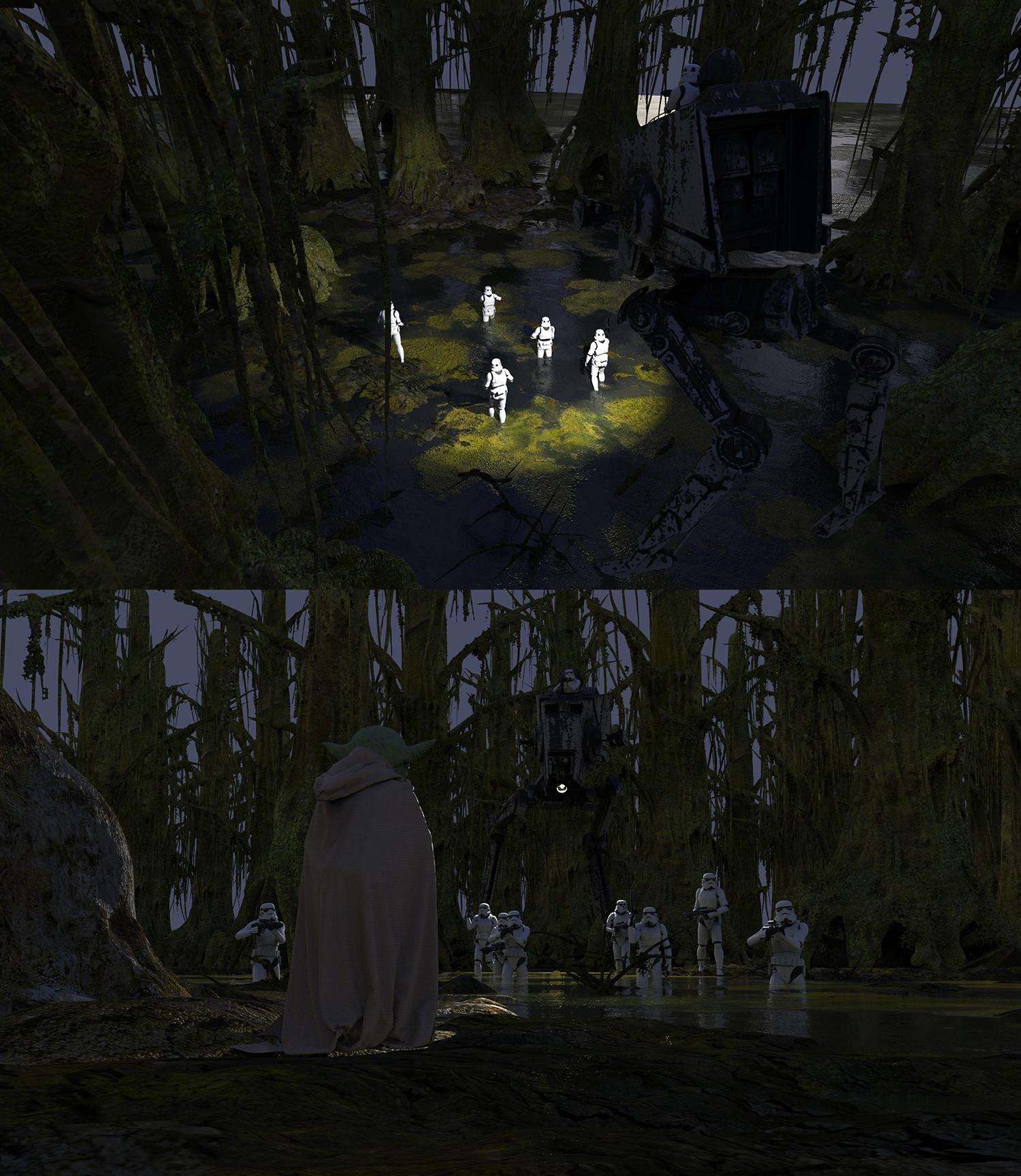 Oleg zherebin renders