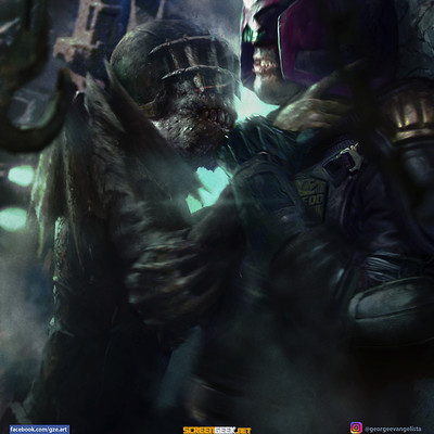 George evangelista judge dredd vs judge death large
