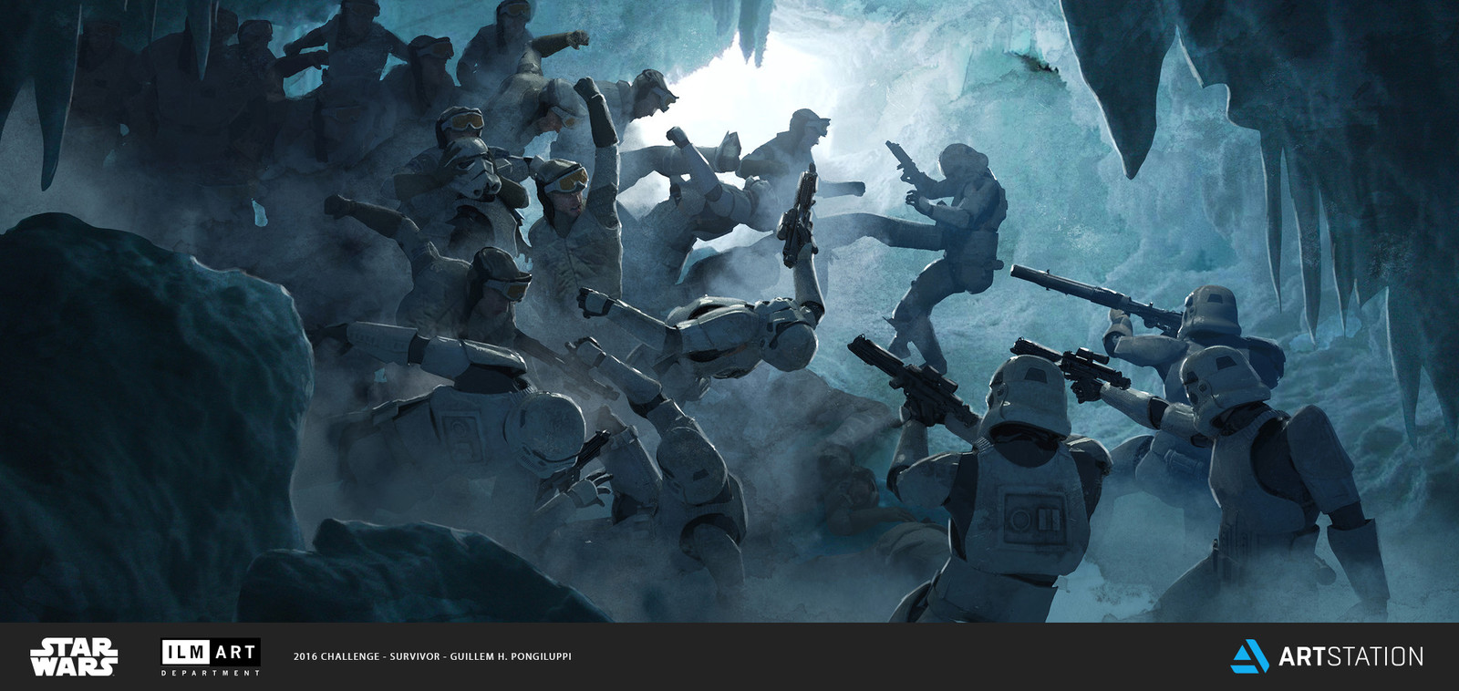 ILM Art Department Challenge - The Job