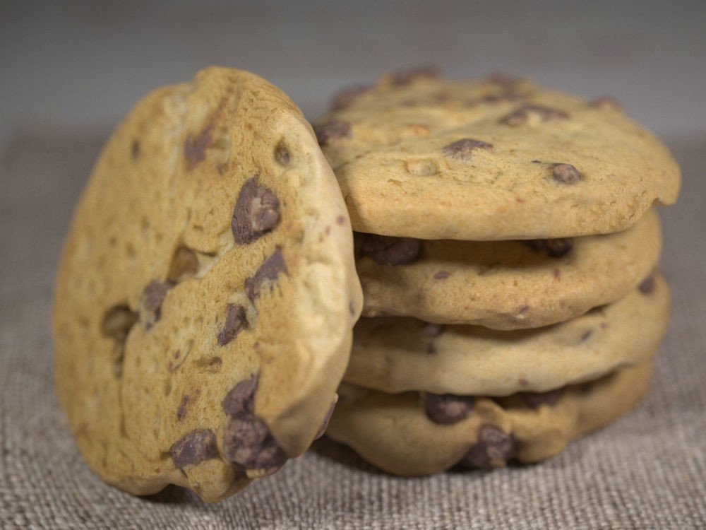 Carlos faustino choc chip cookie low and high poly 3d model obj fbx c4d mtl 6d555e20 e742 4aea a468 7dbeb4fb672e