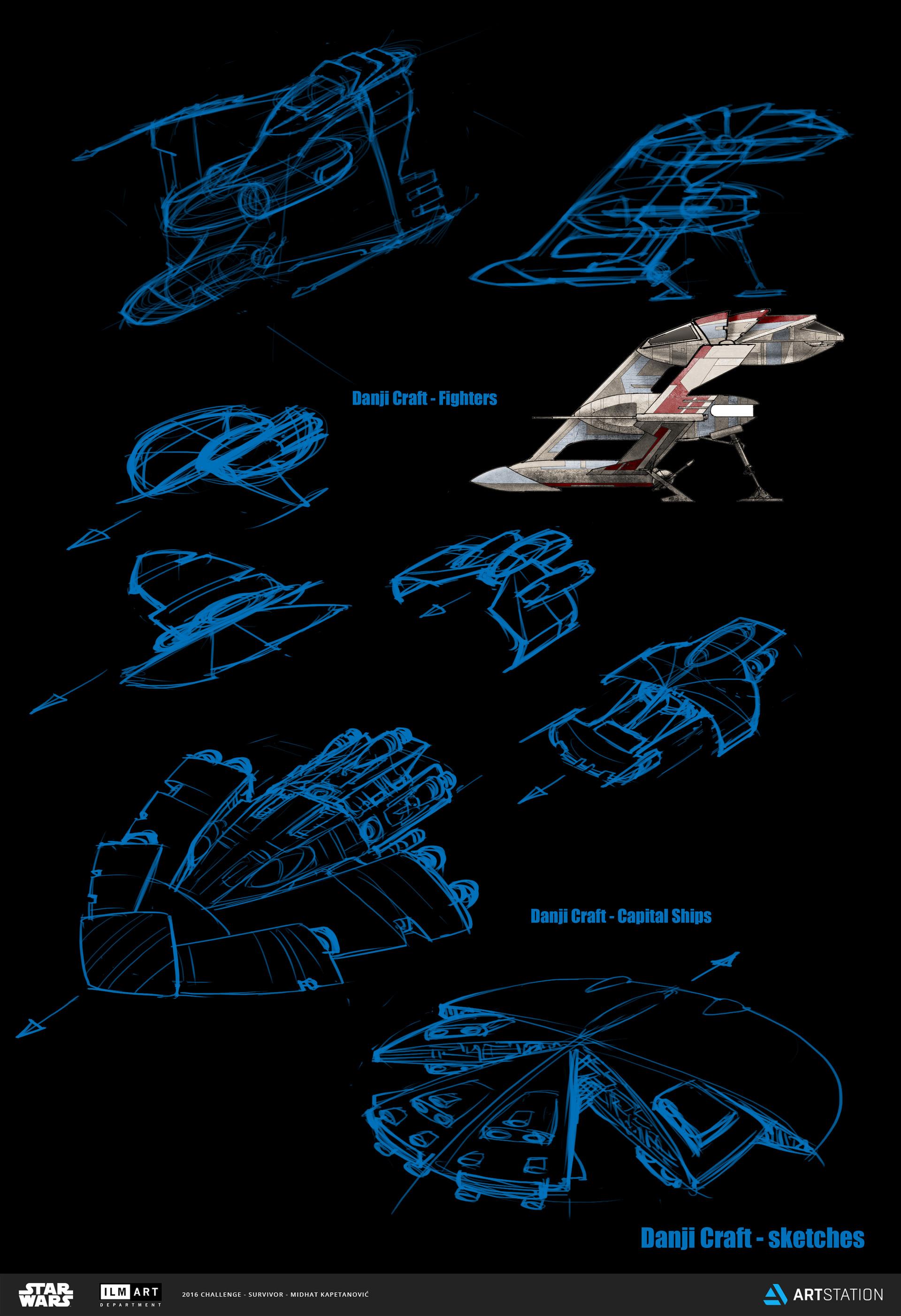 Midhat kapetanovic danji fighter concept 01a