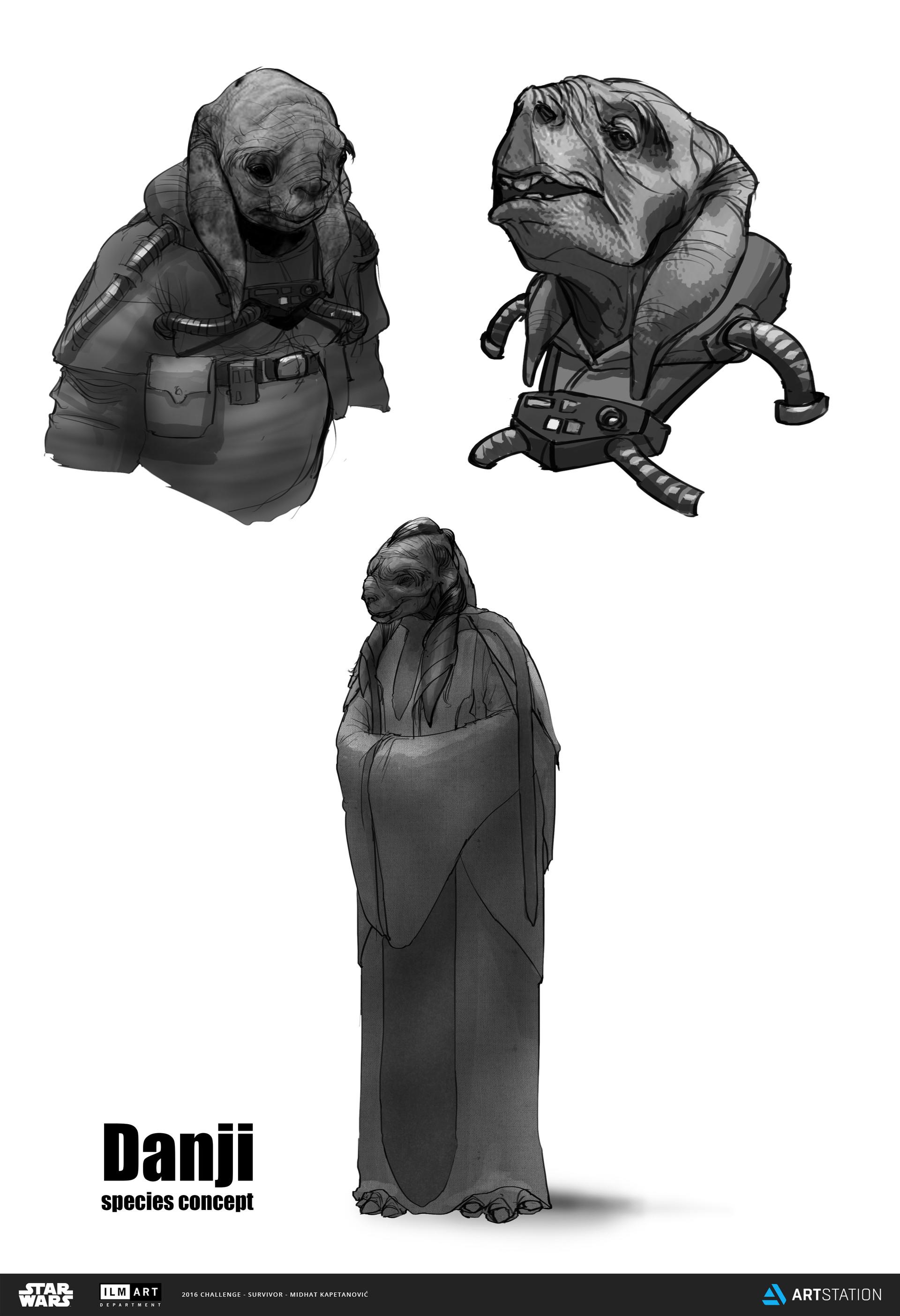 Midhat kapetanovic danji species concept 01a