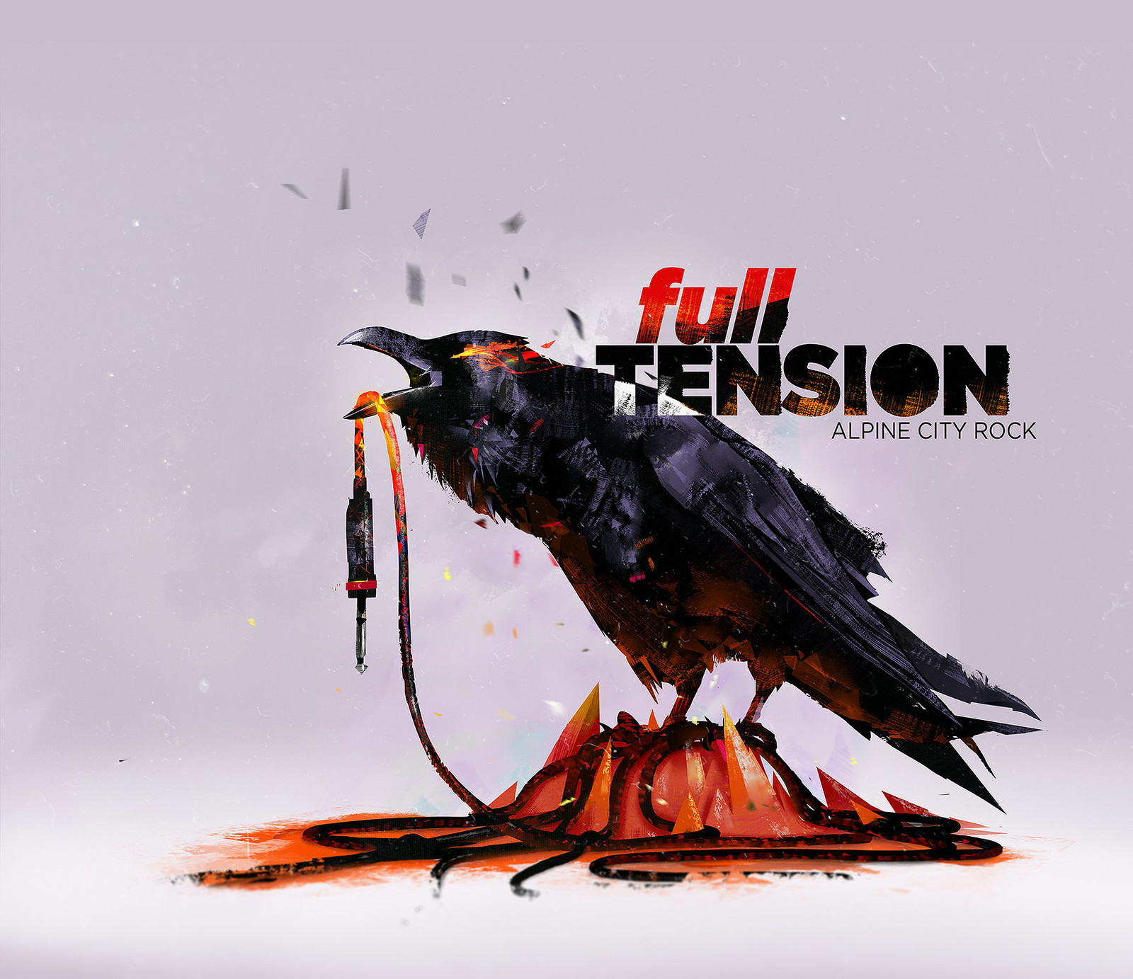 full tension crow