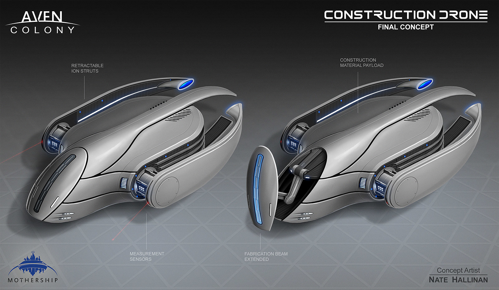 Nate hallinan ac drone construction concept