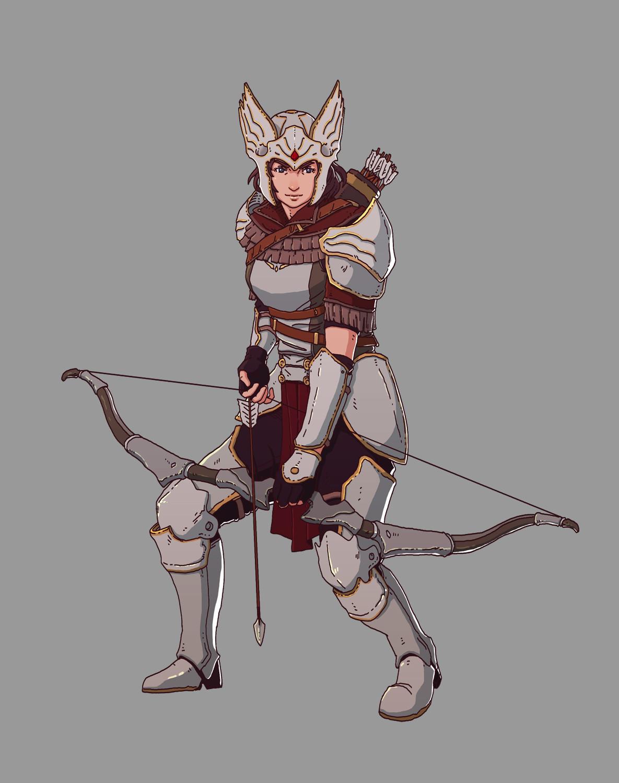 Ernesto irawan archer copy