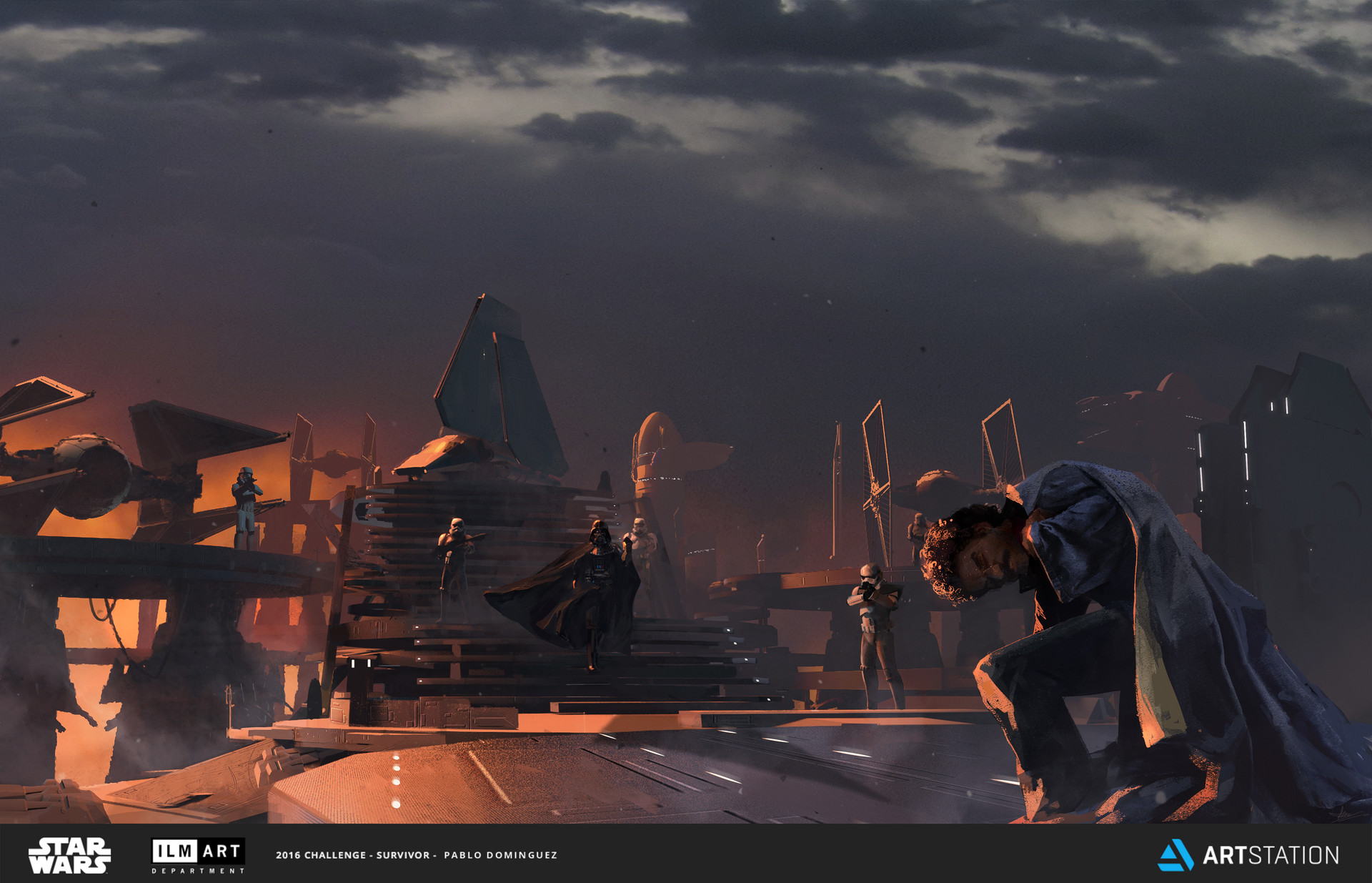 ILM Art Department - The Moment